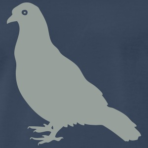 Pigeon - Men's Premium T-Shirt