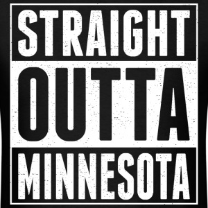 Straight Outta Minnesota - Men's T-Shirt