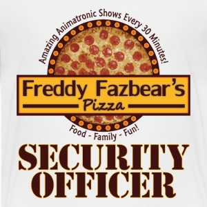 Fazbear's Pizza Security - Kids - Kids' Premium T-Shirt
