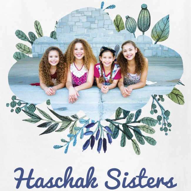 Haschak Sisters Shirt (White 1)