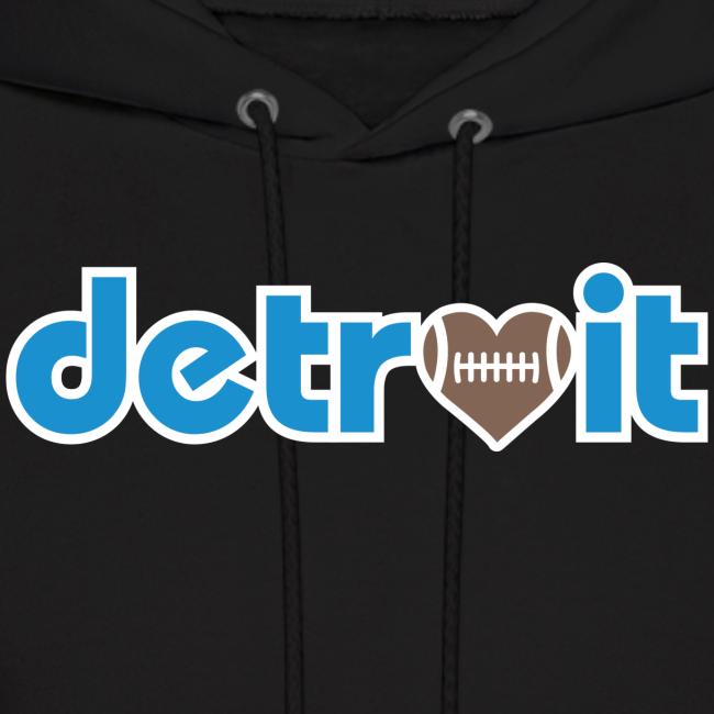 Detroit Football Love
