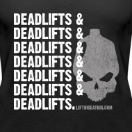 Design ~ Deadlifts & Deadlifts tank