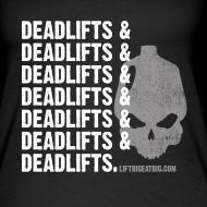 Design ~ Deadlifts & Deadlifts tank