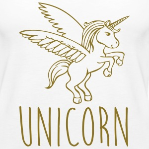 Unicorn Tanks - Women's Premium Tank Top