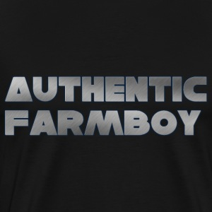 Authentic Farmboy T-shirt - Men's Premium T-Shirt
