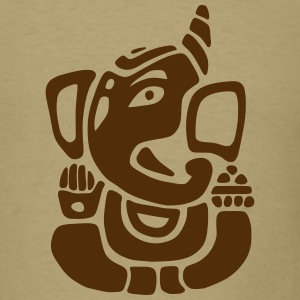 Ganesha Art T-Shirts - Men's T-Shirt