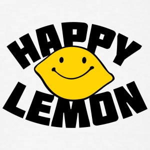 Happy Lemon T-Shirts - Men's T-Shirt