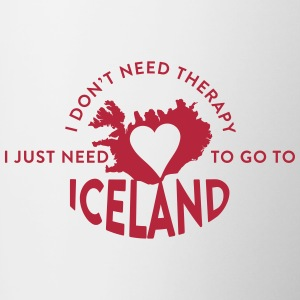 I just need to go to Iceland Mugs & Drinkware - Contrast Coffee Mug