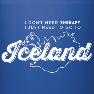 I just need to go to Iceland Mugs & Drinkware - Full Color Mug