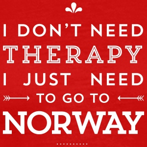 I just need to go to Norway T-Shirts - Men's Premium T-Shirt