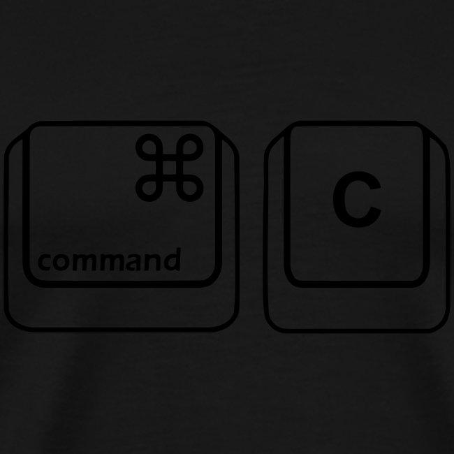 Copy & Paste (Mac Copy - Mens)