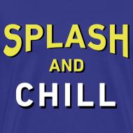Design ~ Splash & Chill (Warriors-Mens)