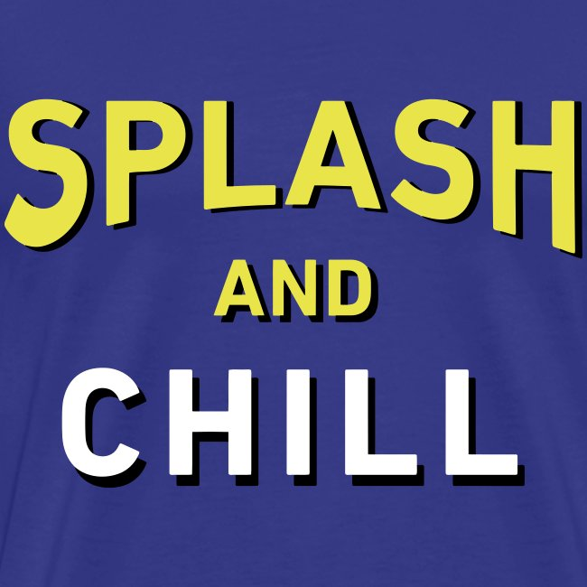 Splash & Chill (Warriors-Mens)