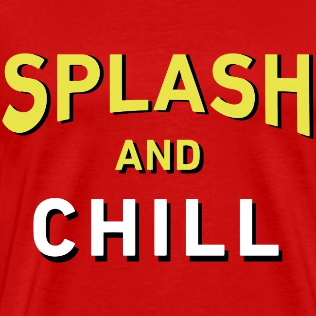 Splash & Chill (Warriors-Mens)