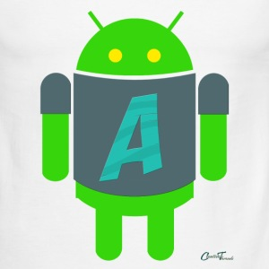 android-A T-Shirts - Men's Ringer T-Shirt