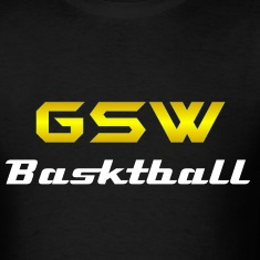 Golden State Warriors Black T