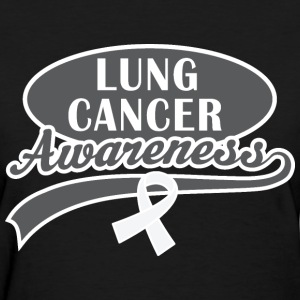 Lung Cancer Awareness Walk Women's T-Shirts - Women's T-Shirt