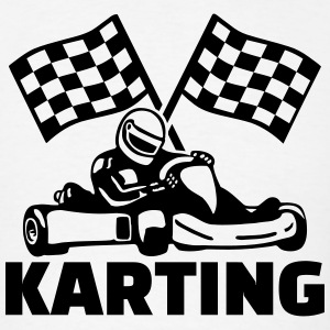 Karting T-Shirts - Men's T-Shirt