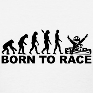 Evolution Born to race Women's T-Shirts - Women's T-Shirt