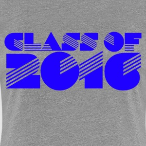 Retro Class of 2016 - Women's Premium T-Shirt