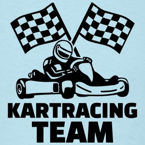 Kart Racing Team T-Shirts - Men's T-Shirt