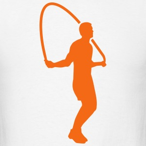 Jump rope T-Shirts - Men's T-Shirt