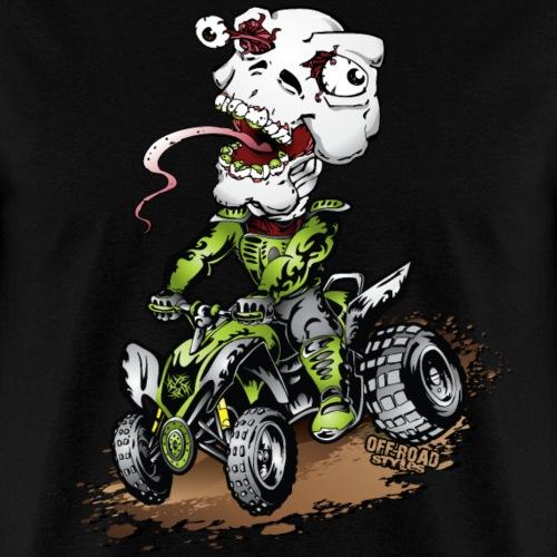 ATV Quad Crazy Skully