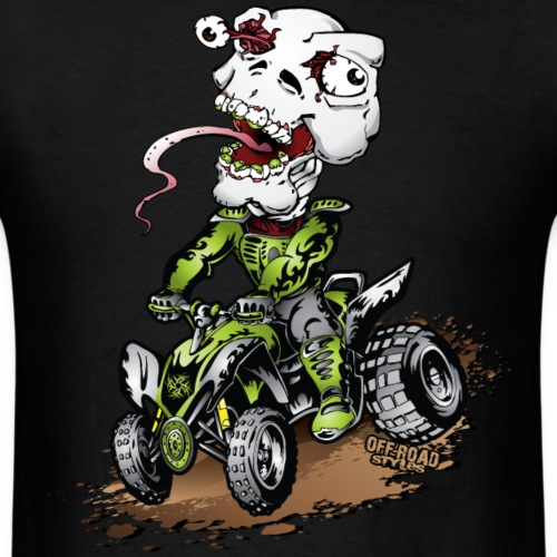 ATV Quad Crazy Skully