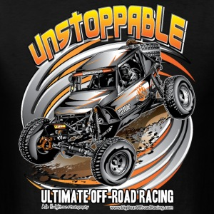 Ultra4 Buggy Unstoppable T-Shirts - Men's T-Shirt