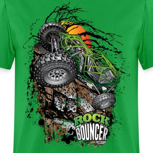 Rock Bouncer Sunset Grn