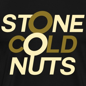 Stone Cold Nuts - Asphalt Tee 2 - Men's Premium T-Shirt
