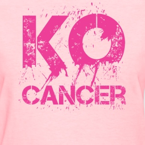 KO Cancer Women's T-Shirts - Women's T-Shirt