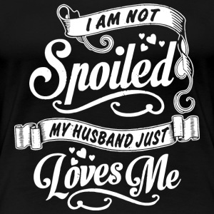 I Love My Husband, i love my wife, love wive - Women's Premium T-Shirt