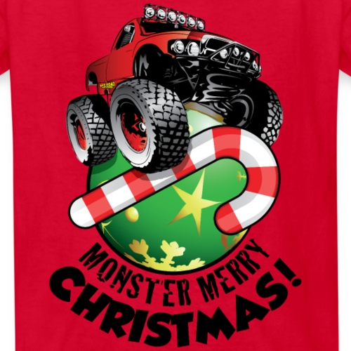 Monster Merry Christmas