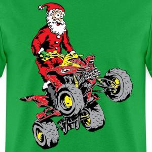 Santa Quad ATV