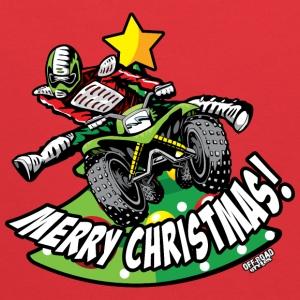 Quad Freestyle Merry Christmas