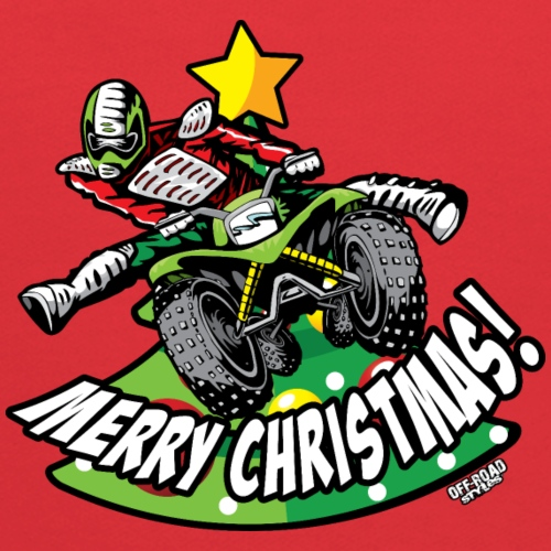 Quad Freestyle Merry Christmas