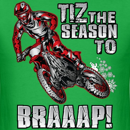 Dirt Bike Christmas