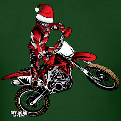 Dirtbiker Christmas