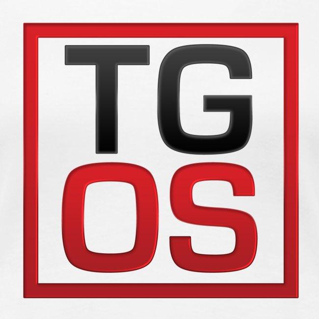 Women's White TGOS Tee