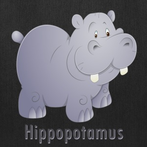 Hippopotamus Bags & backpacks - Tote Bag