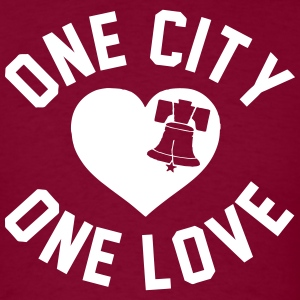 One City One Love T-Shirts - Men's T-Shirt