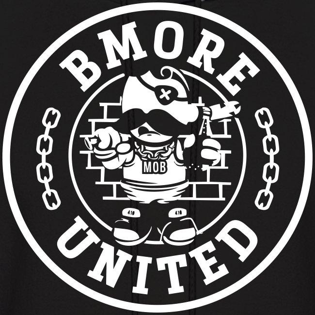 BMORE UNITED HOODIE
