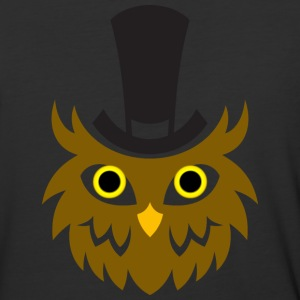 owl_brown T-Shirts - Baseball T-Shirt