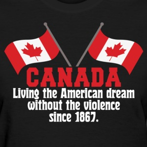 Oh, Canadian Day! Women's T-Shirts - Women's T-Shirt