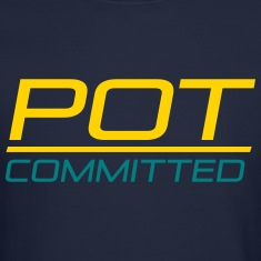 POT Committed - Black Sweat Shirt