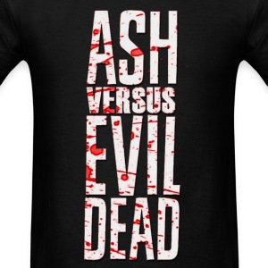 Ash vs evil dead T-Shirts - Men's T-Shirt