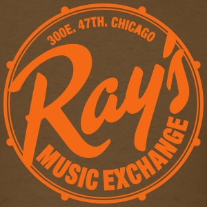 Ray´s Music Exchange - Men's T-Shirt