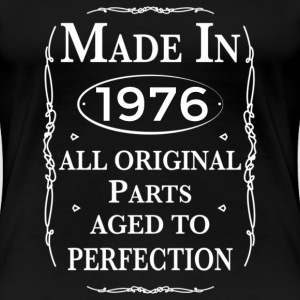 Made in 1976 Birthday Women's T-Shirts - Women's Premium T-Shirt