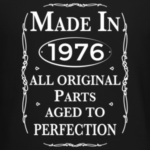 Made in 1976 Birthday Long Sleeve Shirts - Crewneck Sweatshirt
